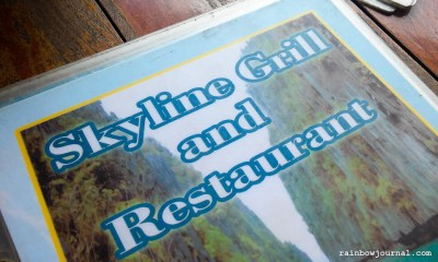 El Nido Palawan: Skyline Grill and Restaurant