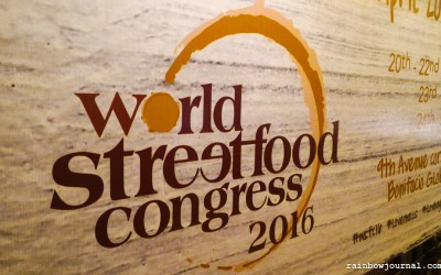 World Street Food Congress 2016: What to Expect