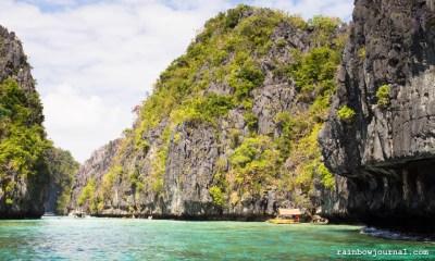 El Nido Palawan Island Hopping Tour A - Big Lagoon