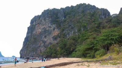 El Nido Island Hopping Tour C - Dilumacad / Helicopter Island