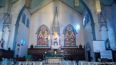 Puerto Princesa DIY City Tour - Immaculate Conception Cathedral