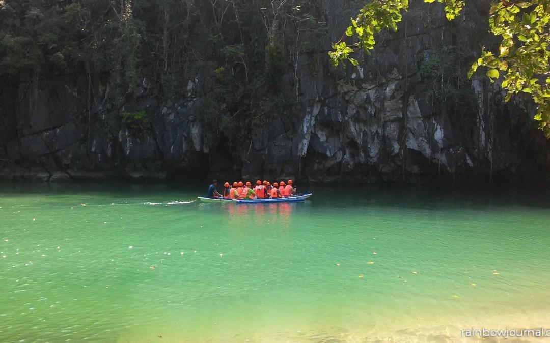 Visual Journey – Puerto Princesa Underground River Tour: A True Wonder of Nature
