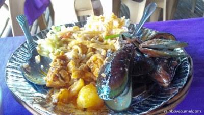 Puerto Princesa Underground River Tour : Buffet lunch