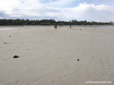 Tondol White Sand Beach is one of the nicest beaches I've been to that can be accessed by car from Manila