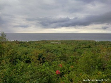Cape Bolinao offers panoramic views of the West Philippine Sea