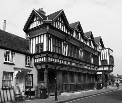 Week 29. The Tudor House Museum, Southampton. I took this specially.