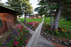 Rainbow King Lodge Grounds