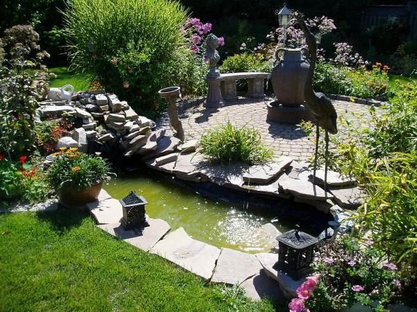 back yard garden design Small Backyard? Big Ideas! | Rainbowlandscaping's Weblog