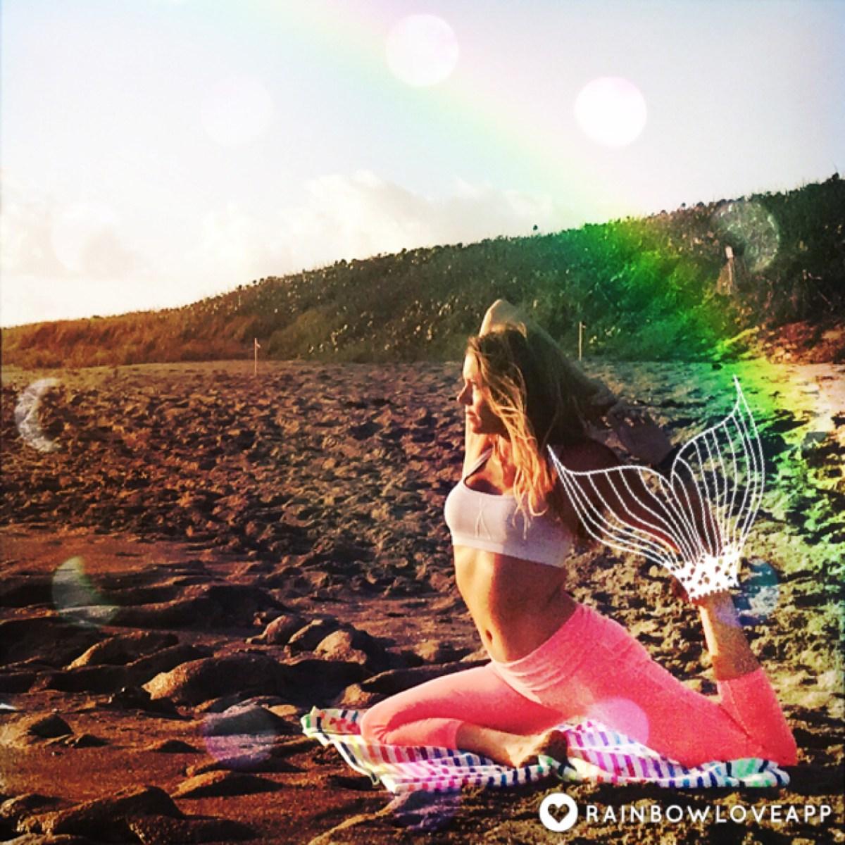 rainbow-love-app-moon-filters-and-moon-art-best-photo-editing-apps-mermaid-fin-mermaid-yogi-apps
