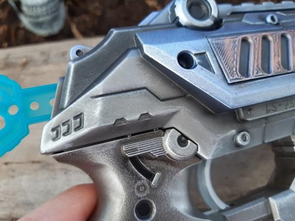 LS-75 Modded Zuru Reflex 6