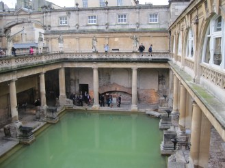 Green thermal water