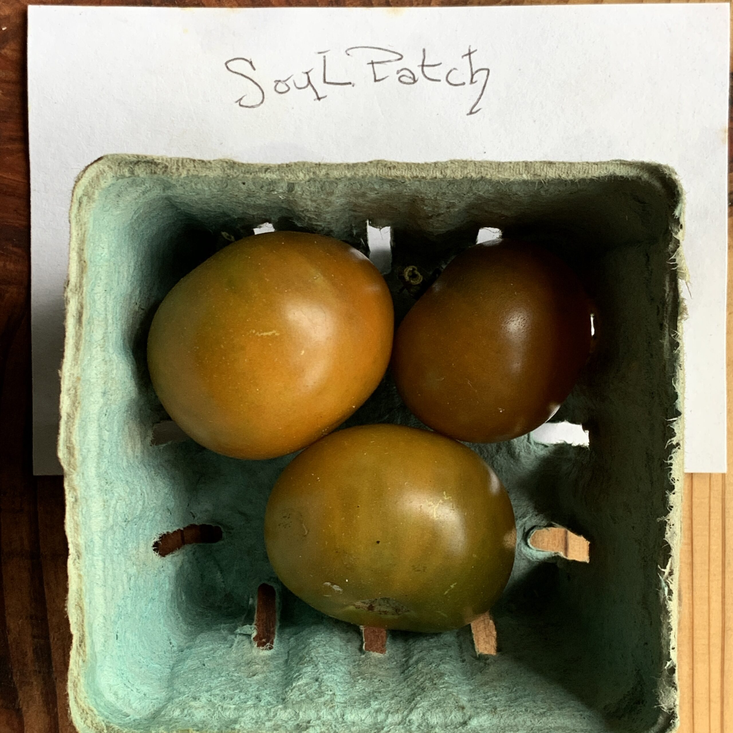 Image of Soul Patch tomatoes