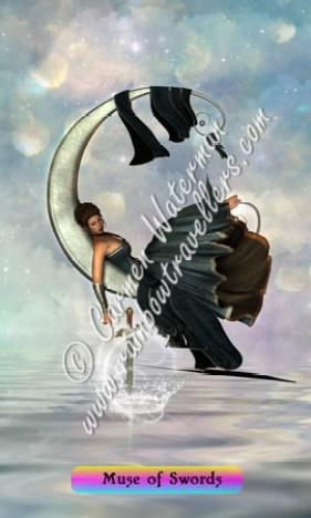 © 2015 Carmen Waterman - The Muse of Swords