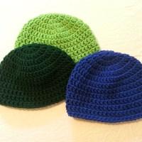 Basic Beanie (Seamless) | Crochet Pattern