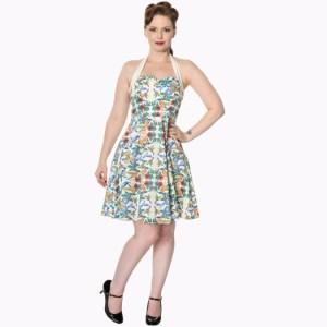 HUMMINGBIRD-DRESS