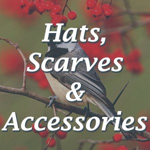 HATS, SCARVES, AND OTHER ACCESSORIES