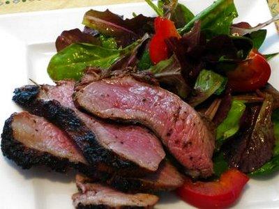 Meat. Mmmmmm, meat!