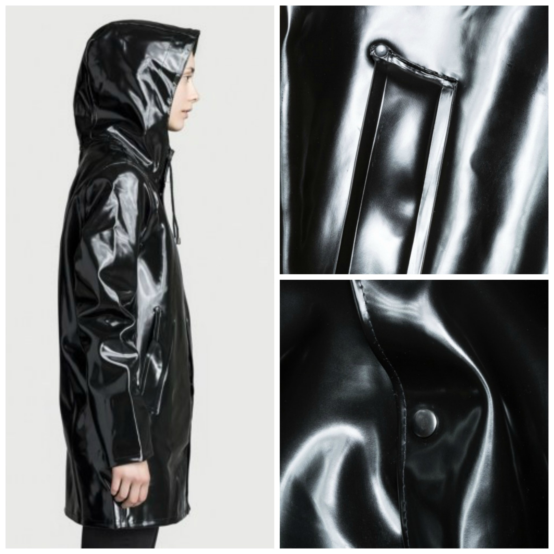 Masturbation rubber raincoat — pic 4