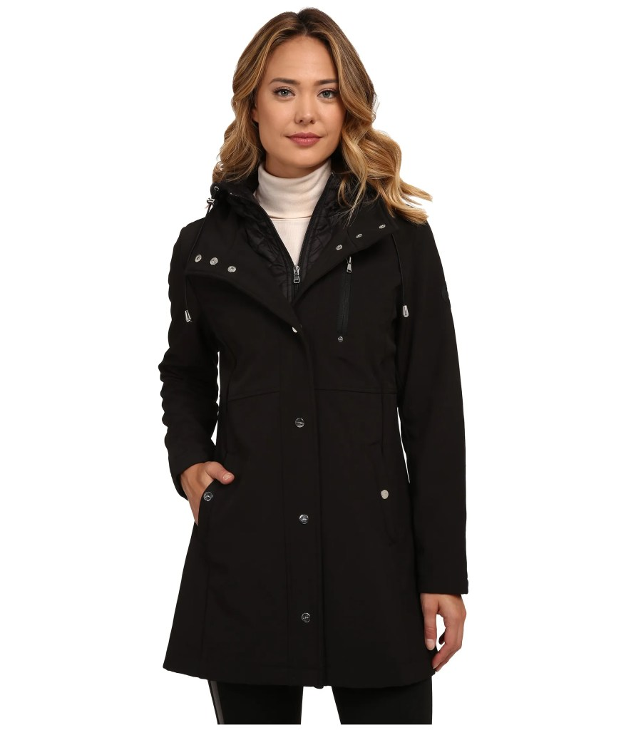 Cute Womens Rain Jacket LAUREN by Ralph Lauren - Raincoat for Women