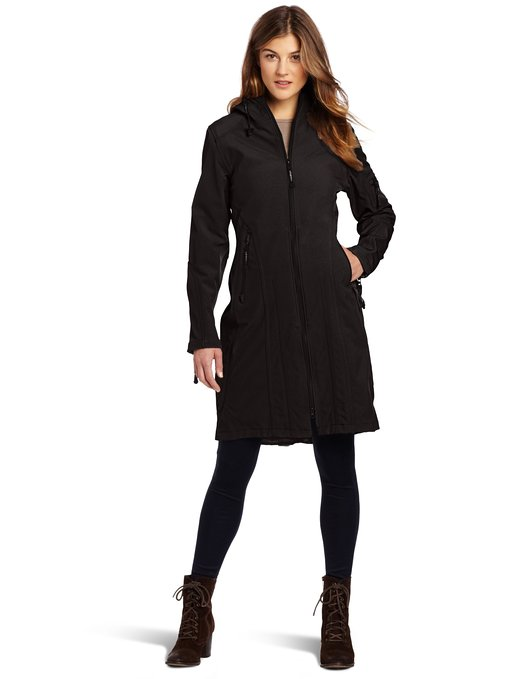 Ilse Jacobsen Women's Softshell Raincoat