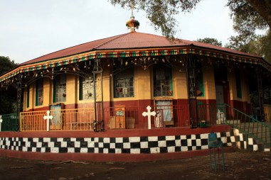 Tekla Haimonot's Church in Gondar