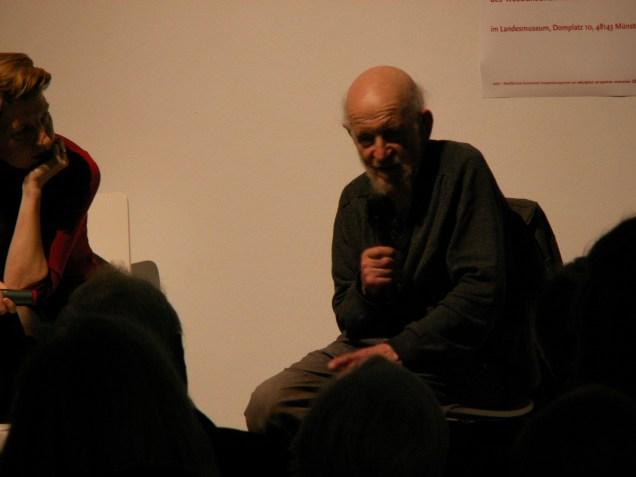 Gustav Metzger in Münster, Skulptur Projekte 07