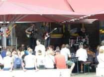 Hot Jazz Club mit Blues. Superschön
