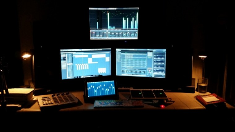 Home Studio Feb 2015