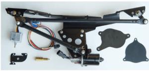 1968 Chevrolet Camaro & Pontiac Firebird  RainGear Wiper Systems