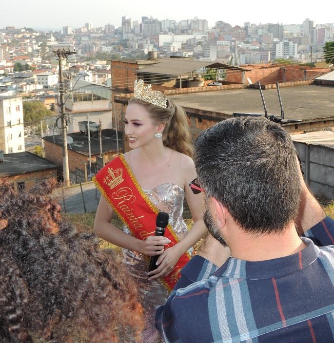 Entrevista para Prefeitura de Barbacena.