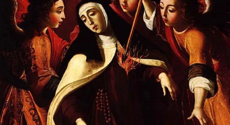 Rainha dos Céus - Teresa d'Ávila
