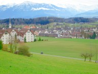 Mettmenstetten, Langacker -- photo from Wikipedia