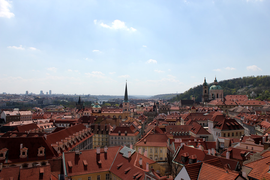 捷克布拉格城堡 Pražský hrad 漫步童話世界