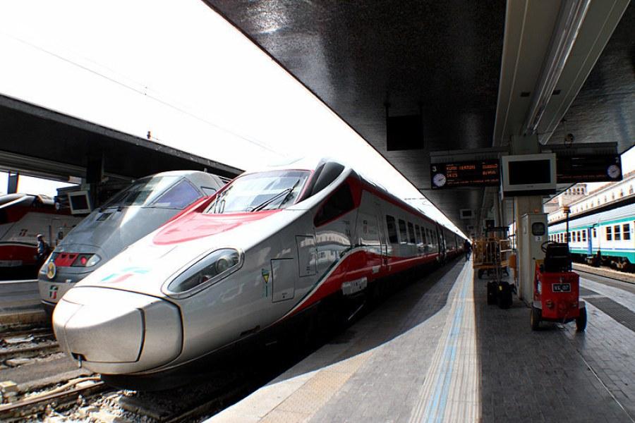義大利國鐵 Trenitalia | 威尼斯 Venice → 佛羅倫斯 Florence (影片)