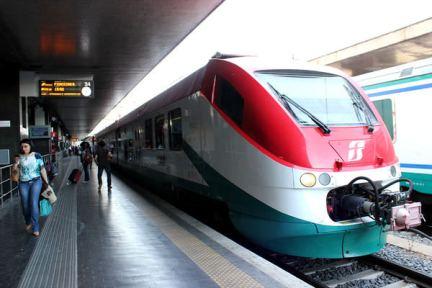 羅馬機場交通 | Leonardo Express 機場快線班次密集,32分鐘到市區中央車站!!