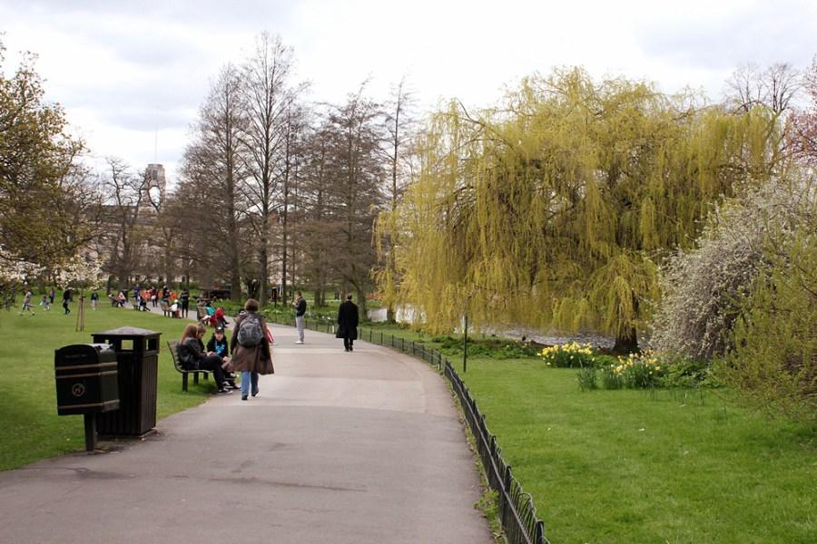 倫敦 London | 攝政公園 Regent's Park