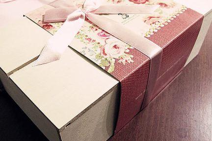 [食記] Aunt Stella's 詩特莉 - Selina.Ella御用幸福之美手工餅乾喜餅婚約木質禮盒 Bridal Gift