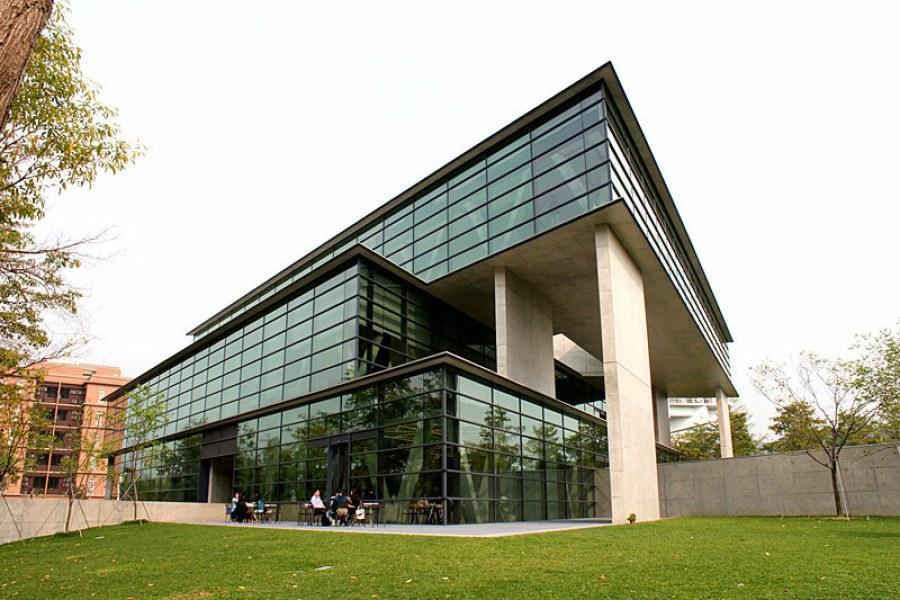 台中亞洲現代美術館 Asia Modern ∥ 安藤忠雄台灣首座建築