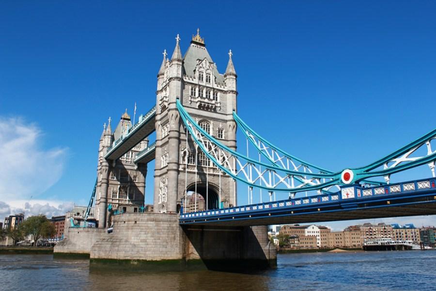 倫敦 London | 倫敦塔橋 Tower Bridge 不會垮下來