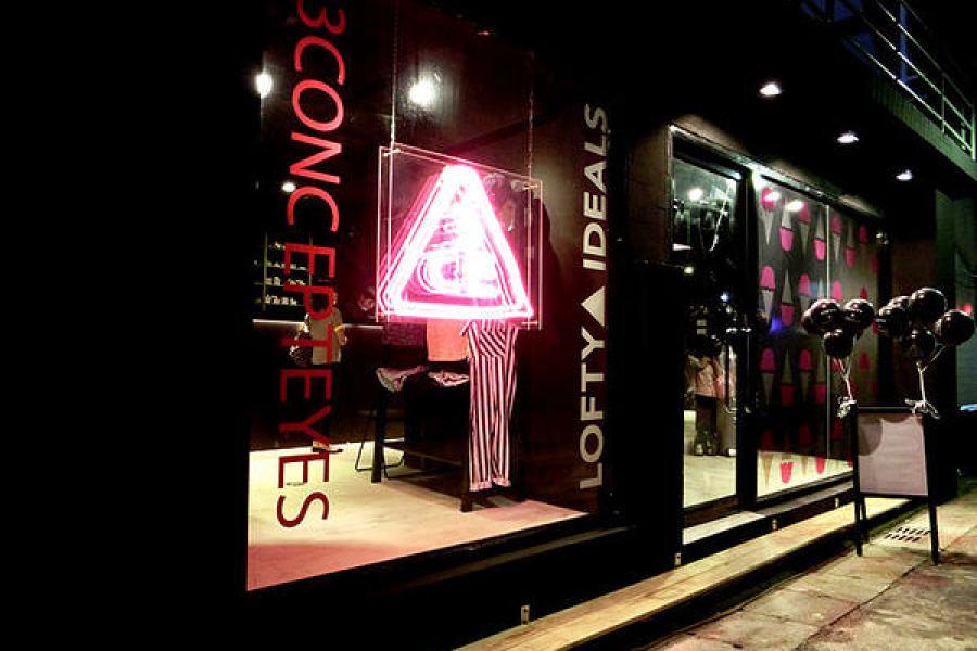 韓國彩妝 3CE (3 Concept Eyes) 台北東區授權經銷實體店 Lofty Ideals