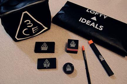 Lofty Ideals (韓國 3CE 台灣實體店) VIP GET!!