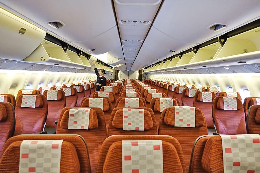 日本航空 Japan Airlines | JL812 高雄KHH⇒東京成田NRT 新艙飛行紀錄
