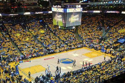 奧克蘭 | 金州勇士隊 Golden State Warriors 主場 甲骨文體育館 Oracle Arena 交通方式、觀賽注意事項