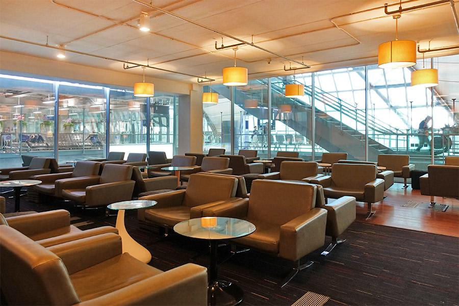 曼谷機場 BKK   JCB 免費貴賓室 Miracle Lounge (G),低門檻免費進入素萬那普 VIP Lounge