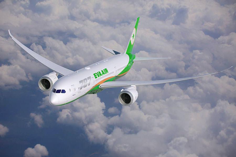 長榮航空 EVA AIR   線上訂票教學、各航線行李規範