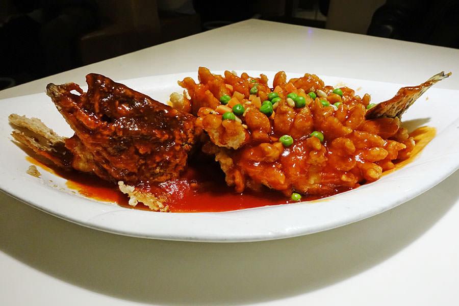 蘇州 | 小圓樓 西北街店,大眾點評首位~超人氣蘇幫菜館!!