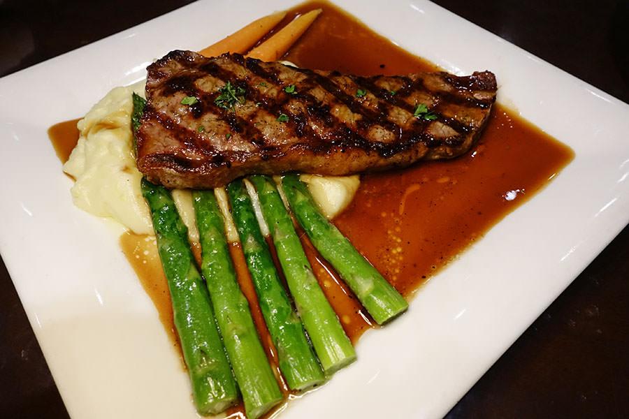 舊金山 | Grill & Vine Millbrae 機場周邊連鎖餐食