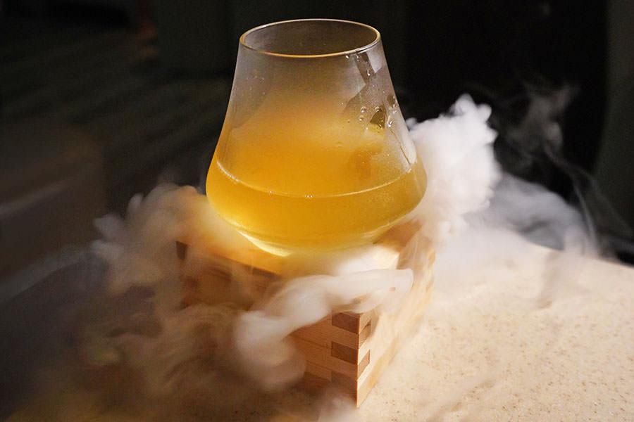 台北 INDULGE Bistro 實驗創新餐酒館,亞洲最佳酒吧第2,二十四節氣調酒、米其林餐盤台式創新菜