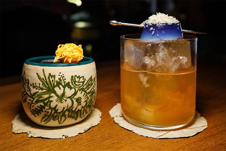 Native Cocktail Bar 新加坡在地風味酒吧,亞洲最佳酒吧 No.4