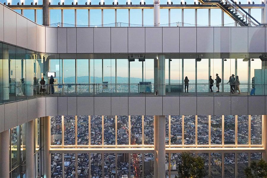 阿倍野展望台 HARUKAS 300 日本第一高樓夢幻觀景台:優惠門票、交通、夜景拍攝技巧、最佳參觀時段